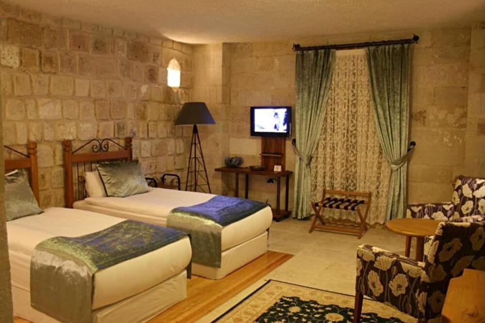 格雷梅套房酒店—內夫瑟希爾-標準雙人石屋