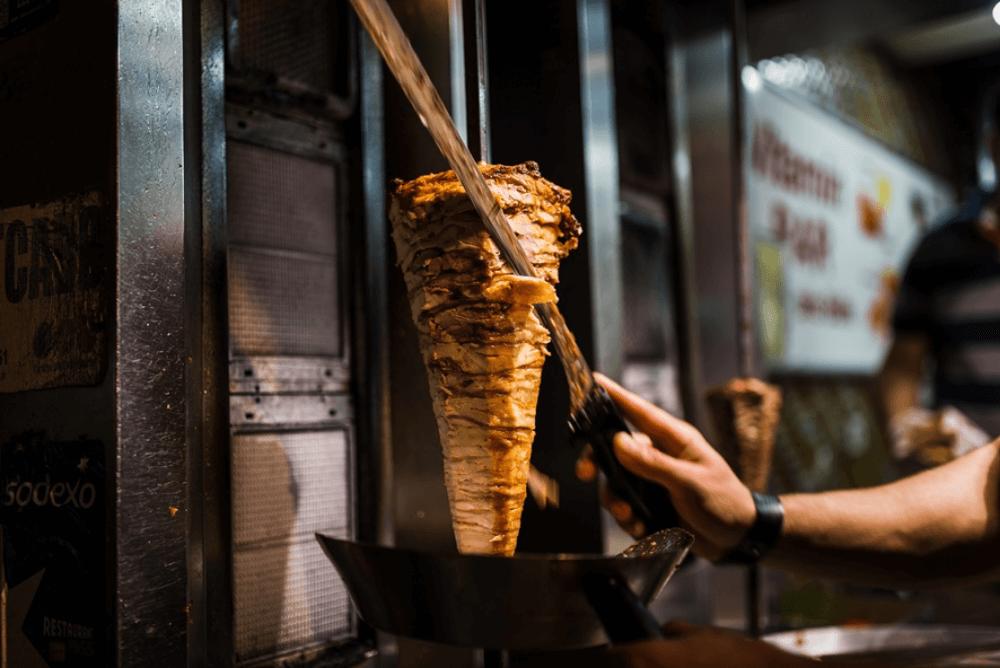 土耳其美食-沙威瑪
