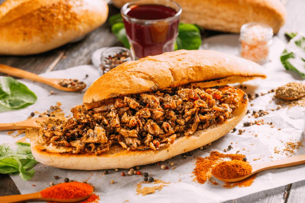 土耳其-羊腸麵包