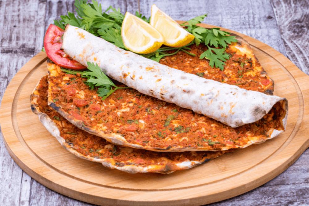 土耳其美食-薄餅