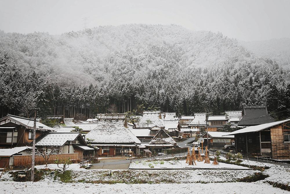 京都-美山茅葺之里