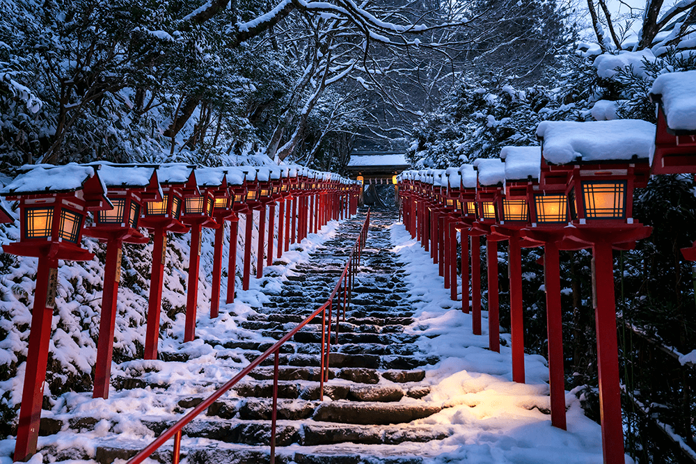 京都-貴傳神社