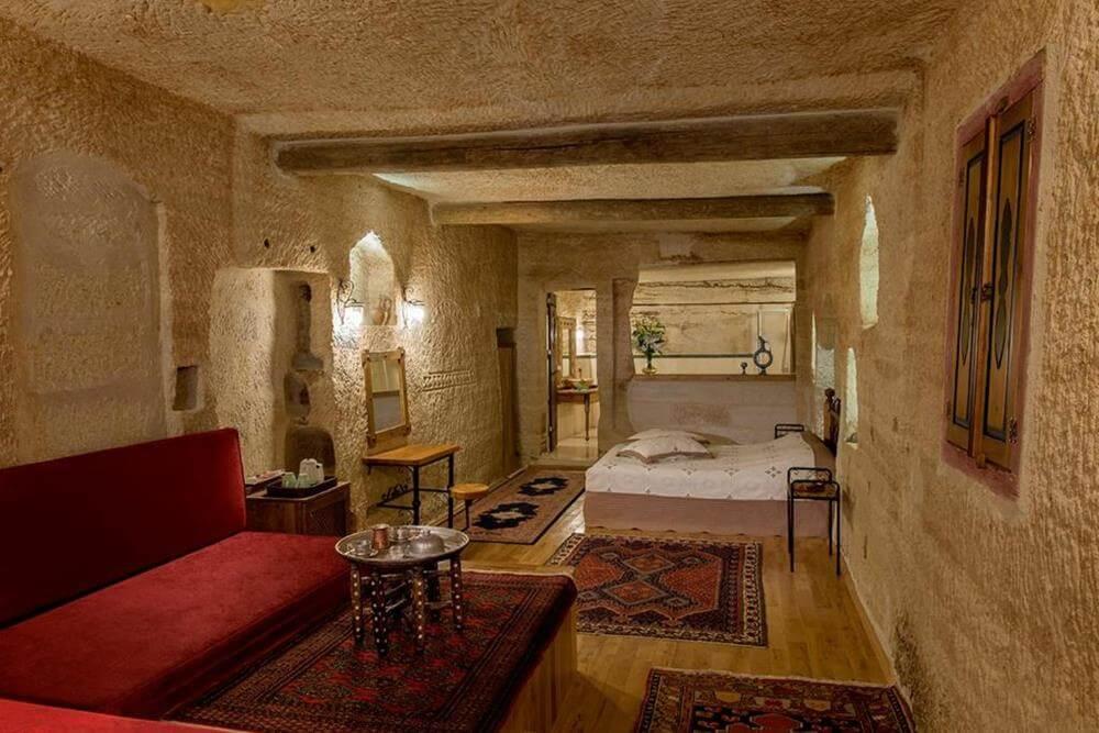 卡帕多奇亞飯店-阿伊迪尼爾岩洞酒店—內夫瑟希爾-家庭套房