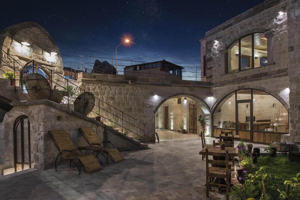 卡帕多奇亞飯店-阿伊迪尼爾岩洞酒店—內夫瑟希爾4