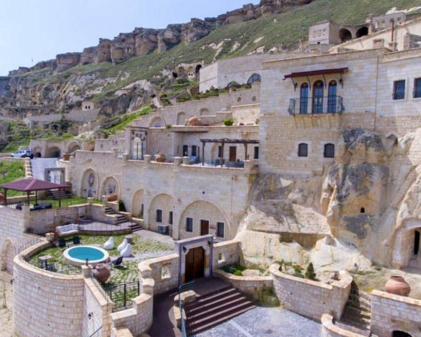 【土耳其洞穴飯店】卡帕多奇亞格雷梅熱氣球之旅,5間洞穴飯店住宿推薦!