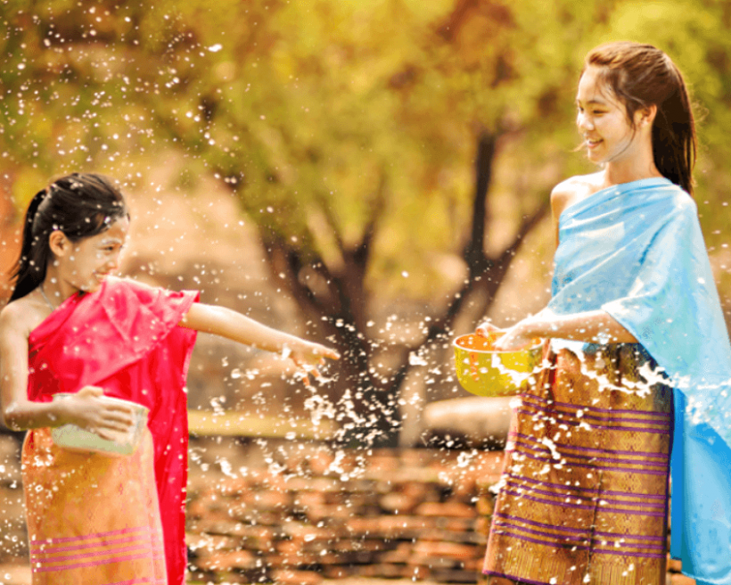 【泰國潑水節】2020潑水節日期、習俗、行程與活動禁忌總整理