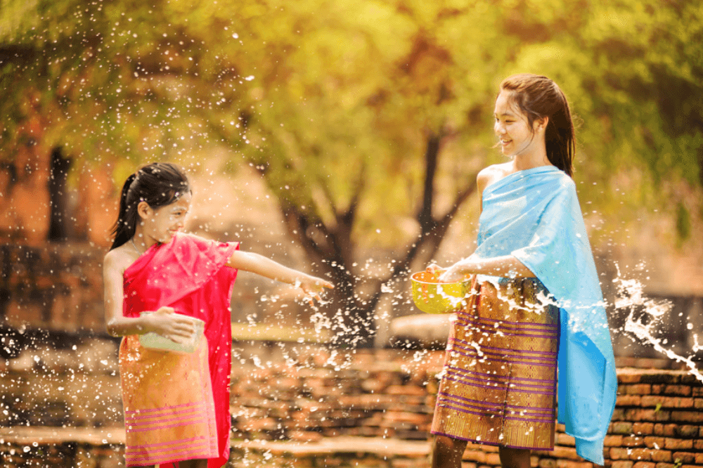 泰國潑水節禁忌
