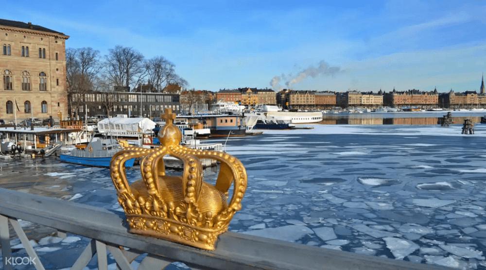 斯德哥爾摩-乘船遊河