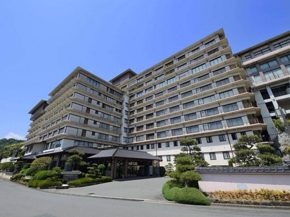 靜岡櫻花-住宿-稻取銀水莊
