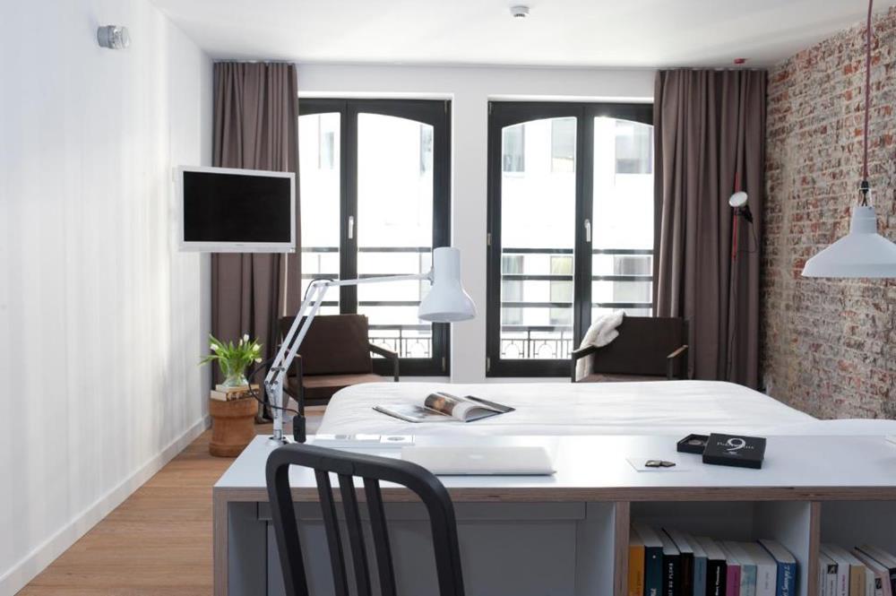 布魯塞爾-住宿推薦-9號中央酒店-套房