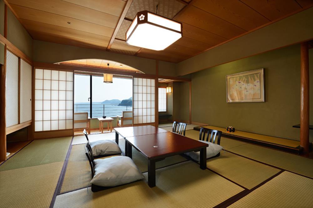 靜岡-住宿-稻取銀水莊