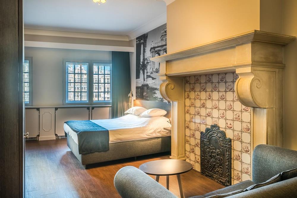 布魯塞爾住宿推薦-十五旅館酒店