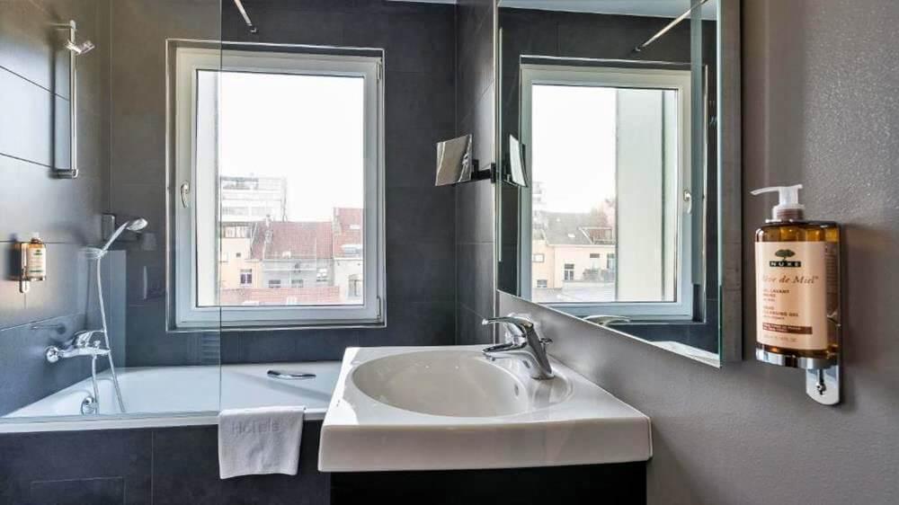 布魯塞爾住宿-奧古斯丁酒店