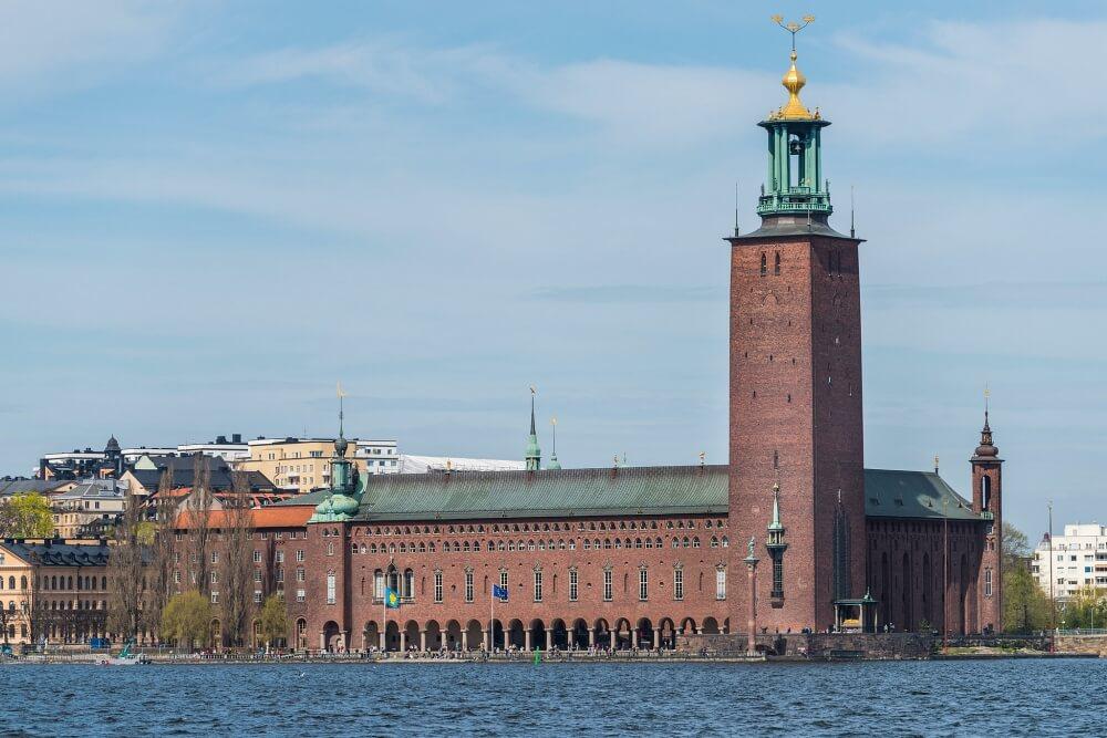 斯德哥爾摩景點-市政廳