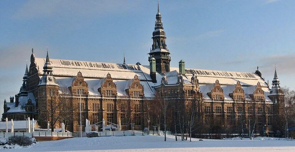 斯德哥爾摩-景點-北歐博物館