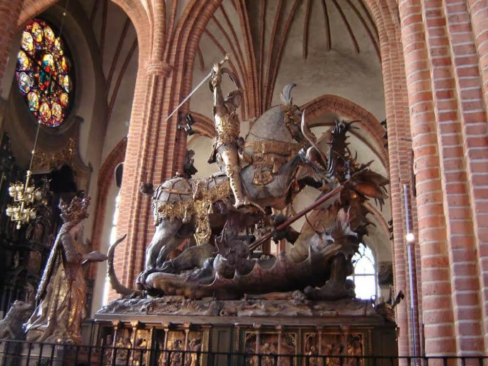 斯德哥爾摩-景點-斯德哥爾摩大教堂