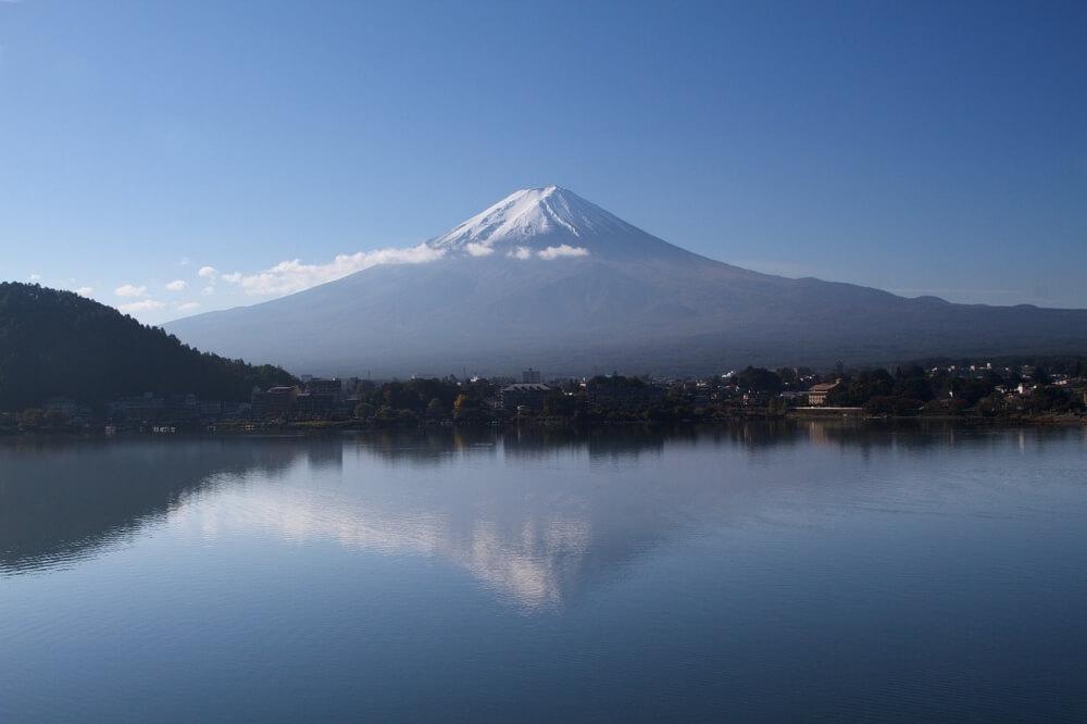 富士山-景點-河口湖