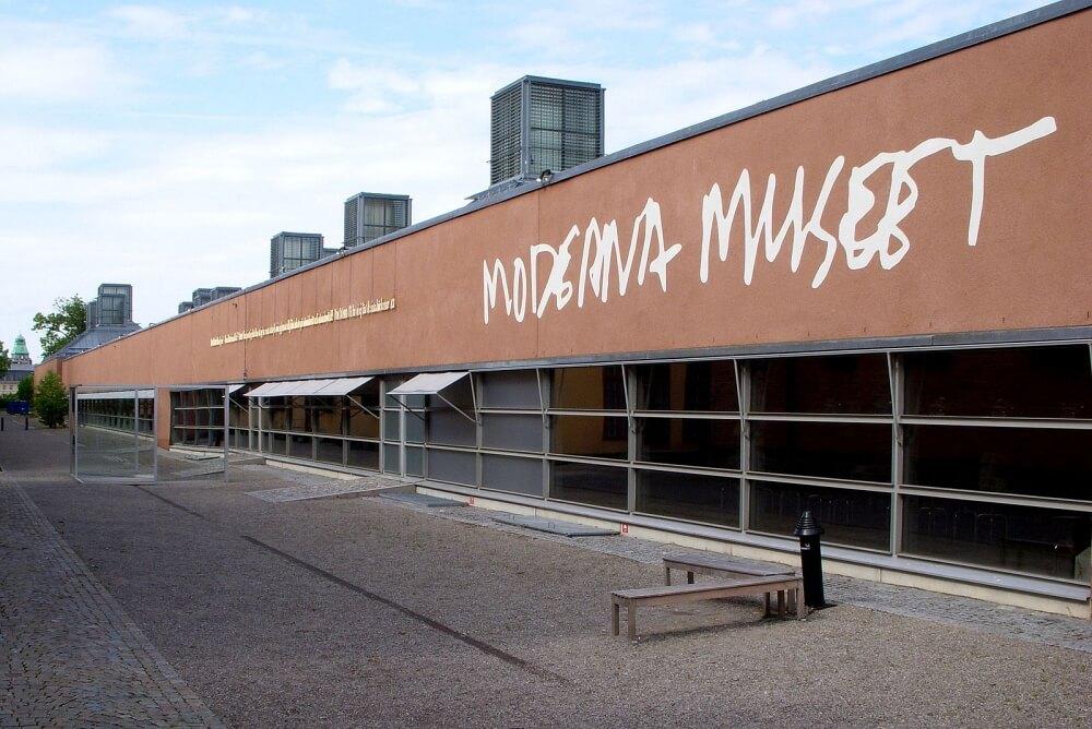 斯德哥爾摩-景點-當代美術館