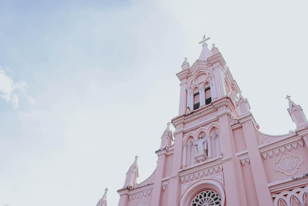 峴港景點-峴港大教堂