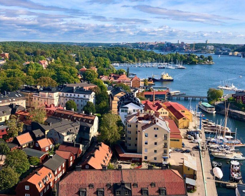 【瑞典自由行】斯德哥爾摩必去景點、體驗行程、交通攻略