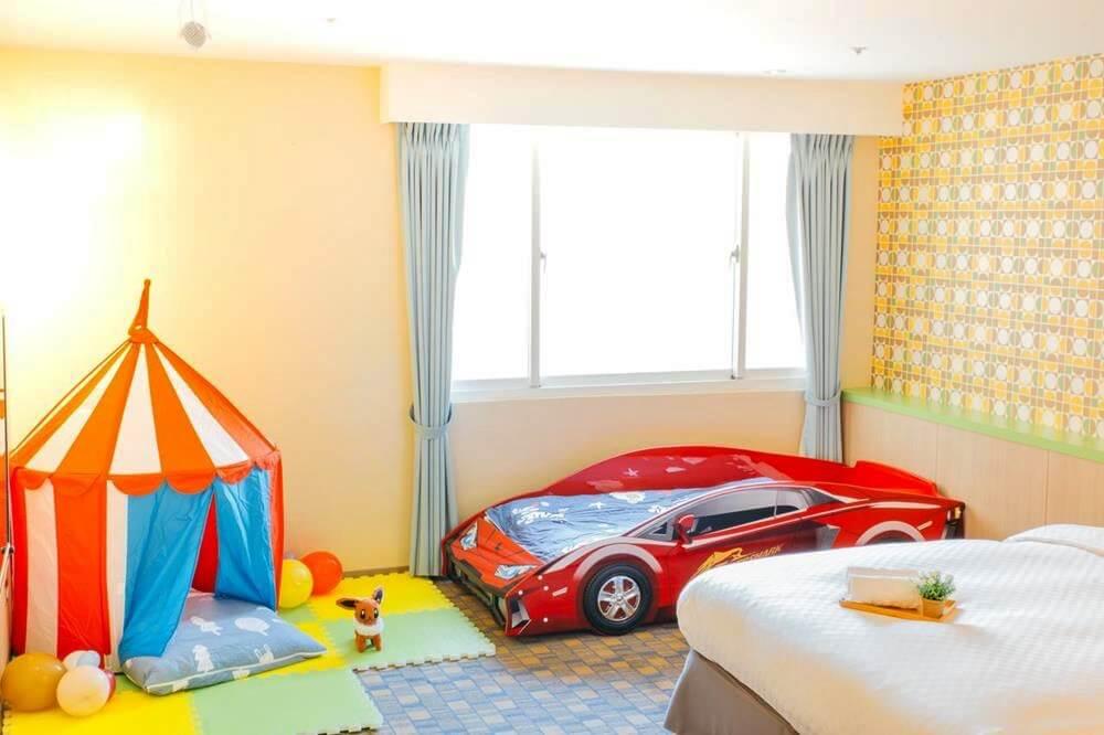 台北-儷客旅店西門町館