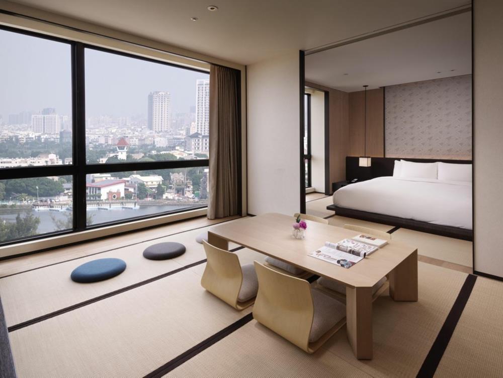 台南大員皇冠假日酒店-和風客房