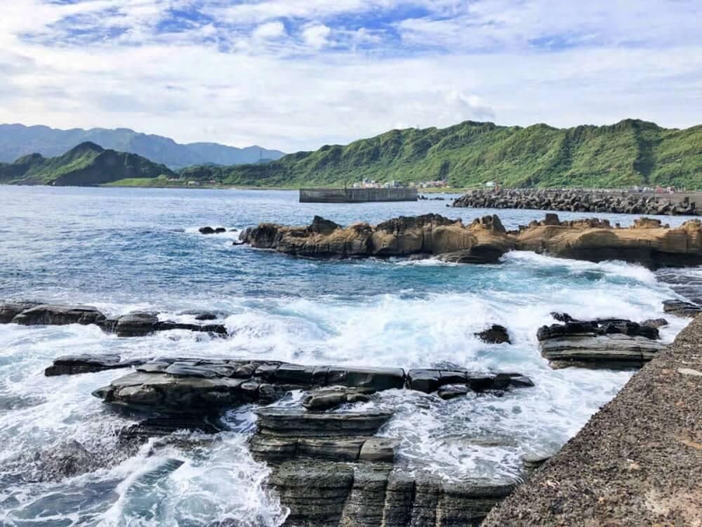 台灣潛水地點-基隆潮境公園