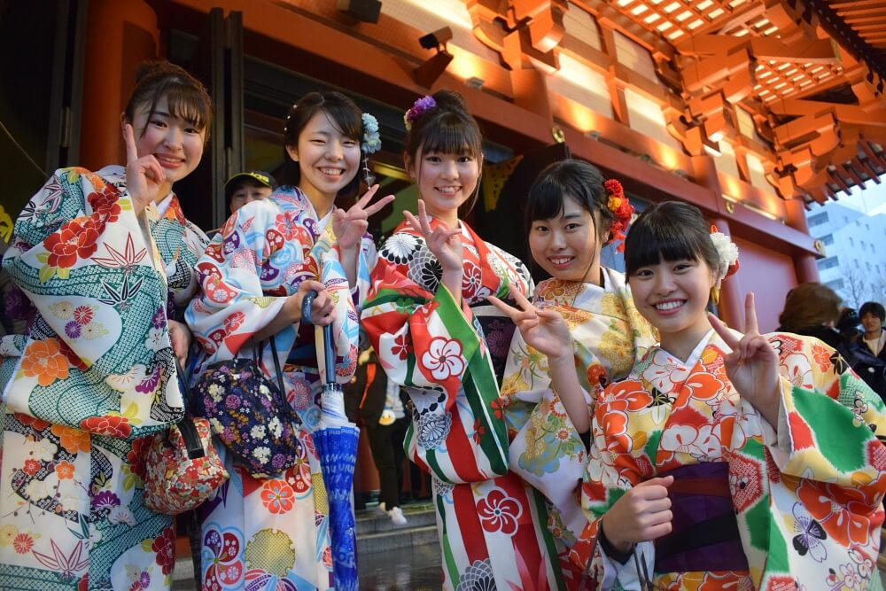 大阪周遊卡景點-大阪今昔管和服