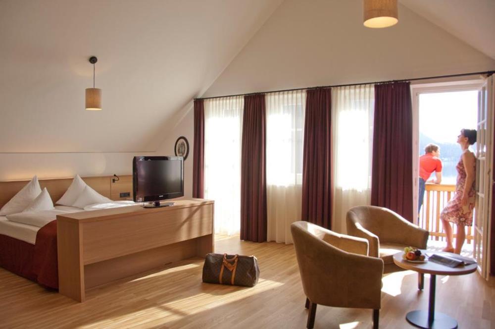 哈爾施塔特歷史酒店-小型套房