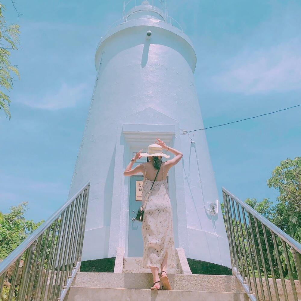 小琉球景點-白燈塔