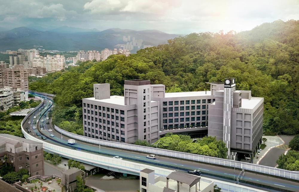 台北住宿-白金花園酒店
