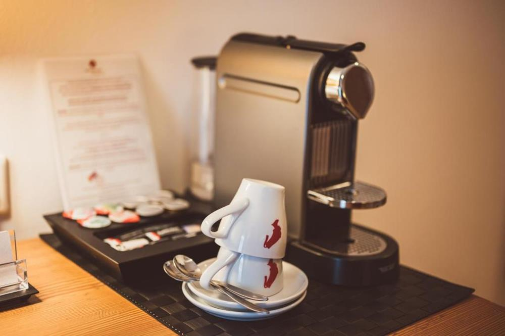 哈爾施塔特歷史酒店-膠囊咖啡