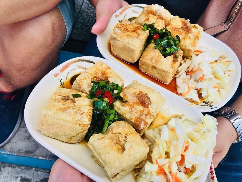 司馬庫斯-臭豆腐