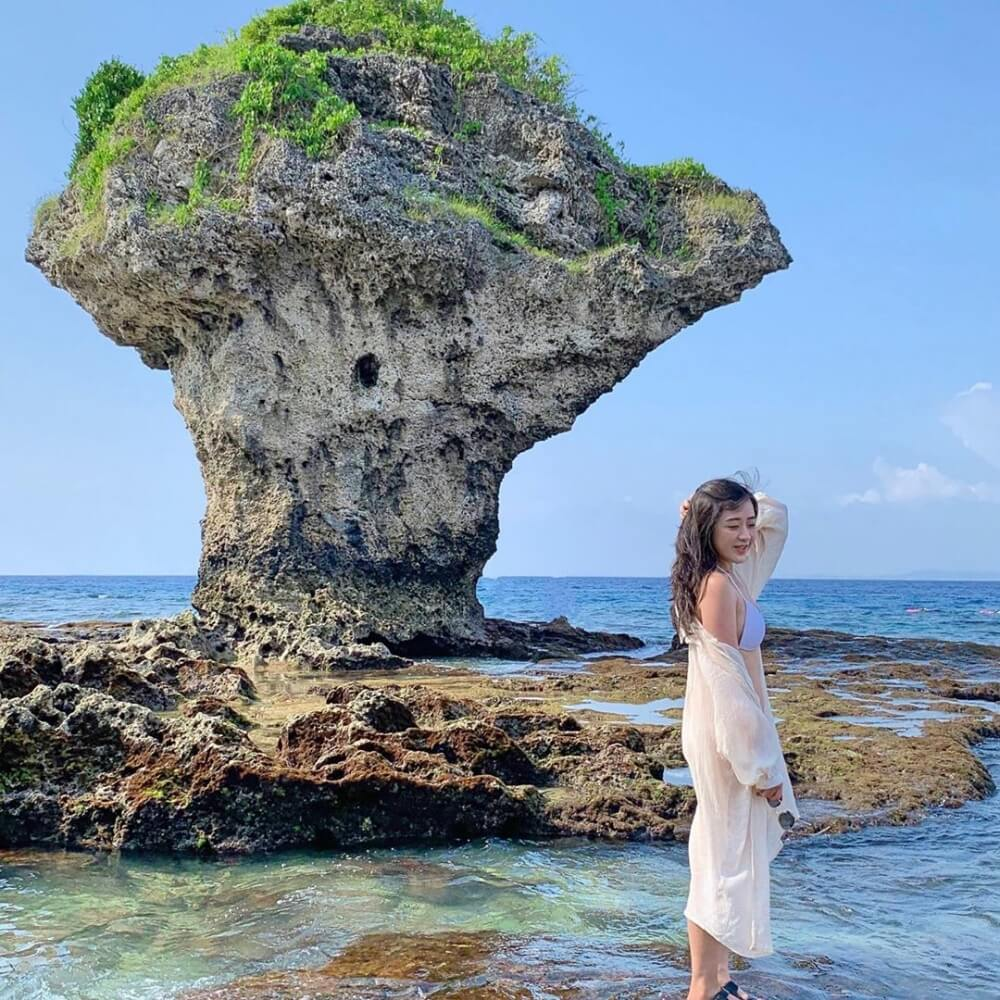 小琉球-花瓶岩2