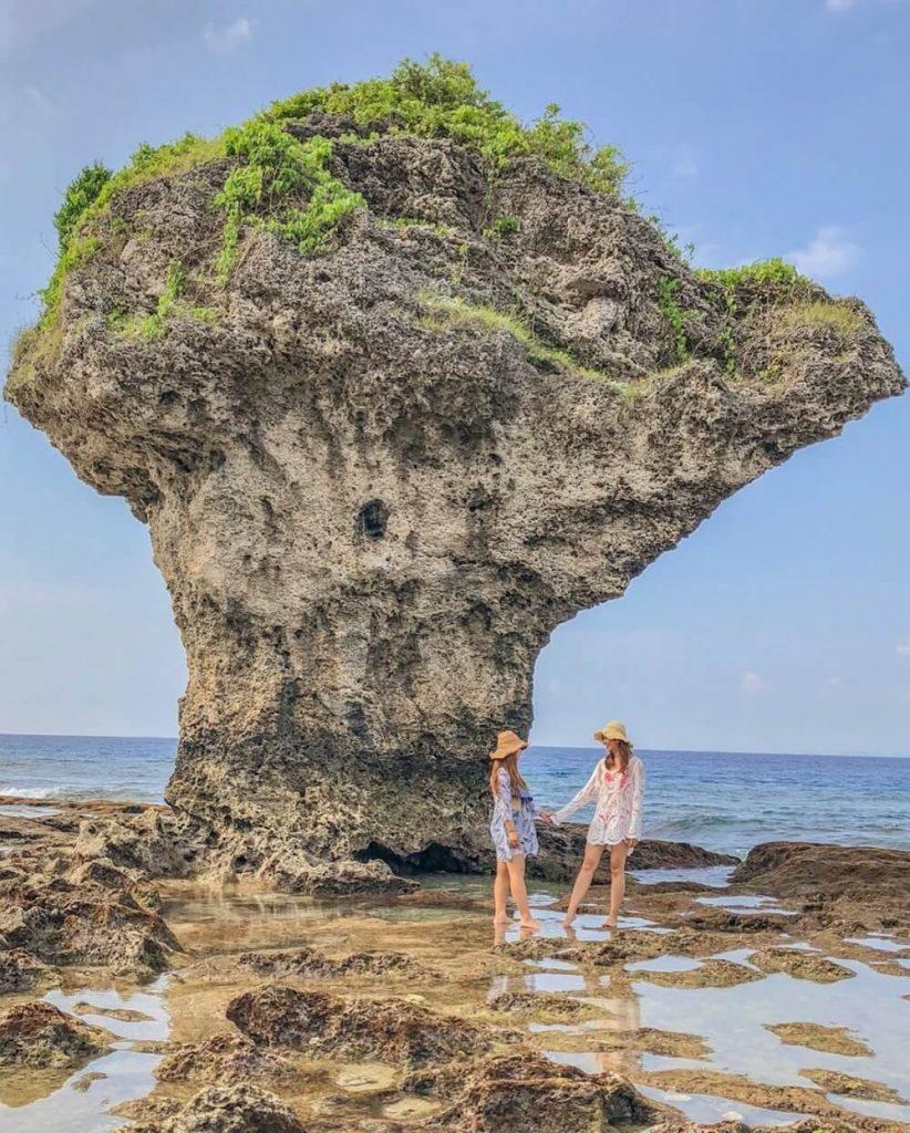 小琉球-花瓶岩