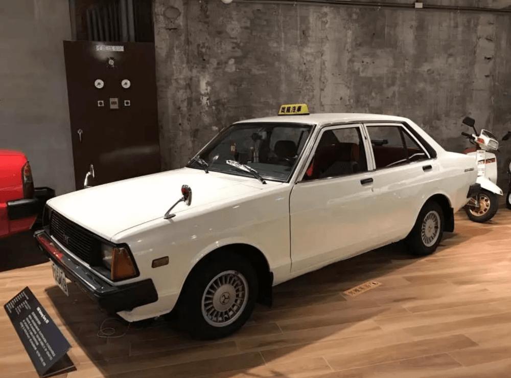 宜蘭親子景點-計程車博物館