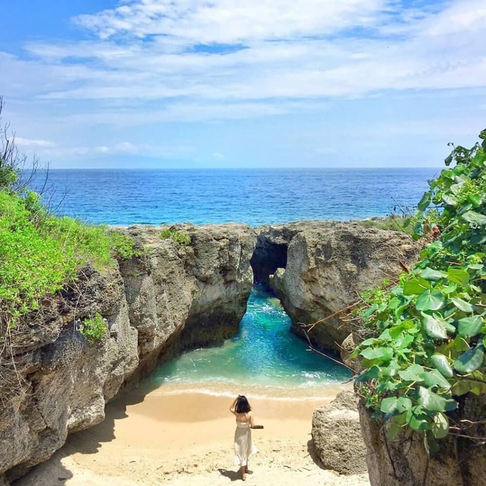 小琉球景點-龍蝦洞