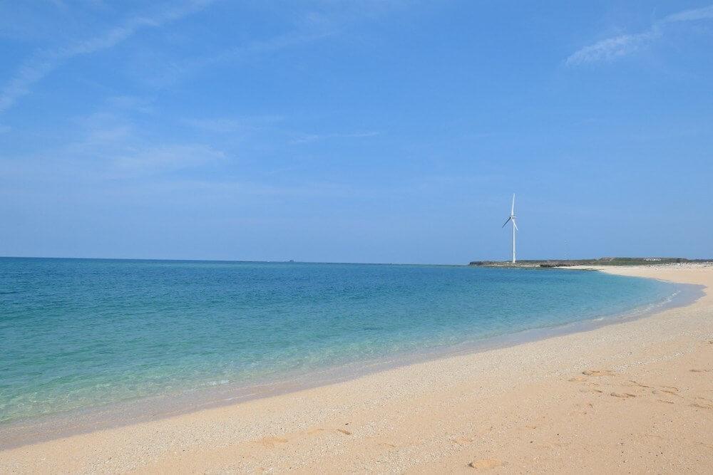 澎湖跳島行程-龍門沙灘