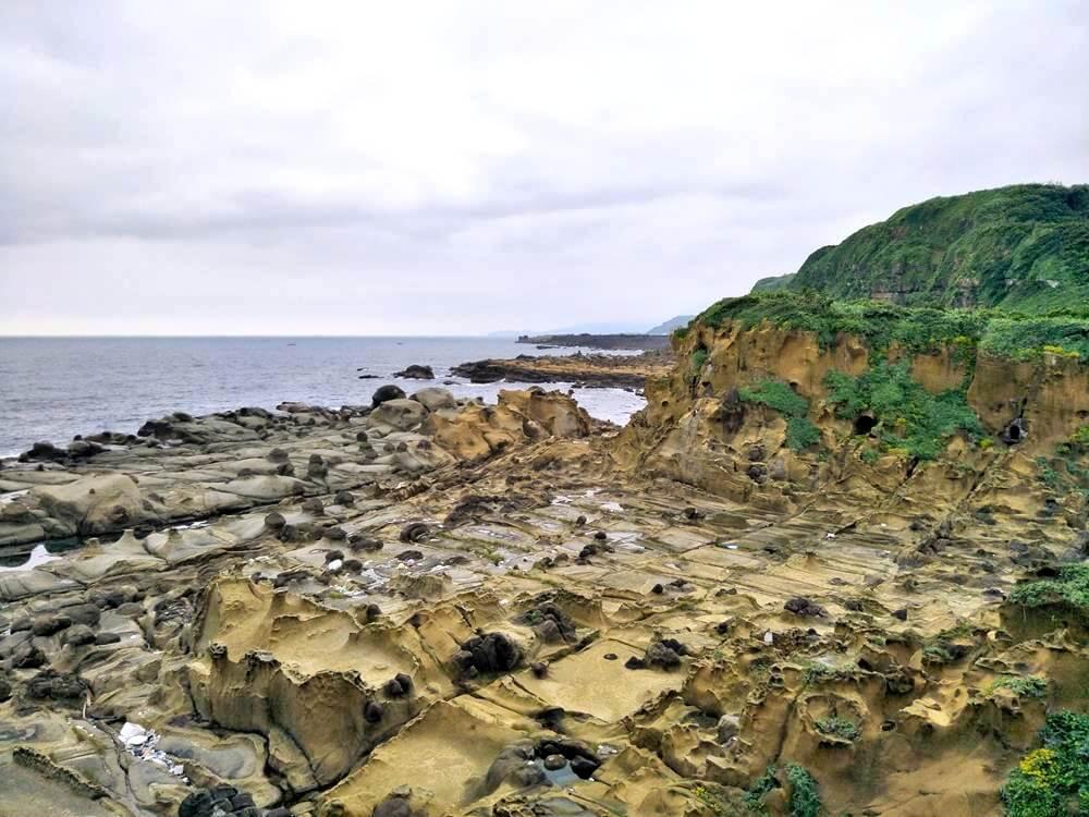 北海岸景點-和平島公園