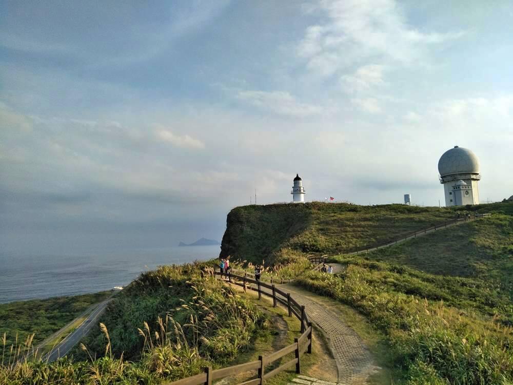 北海岸景點-三貂角燈塔