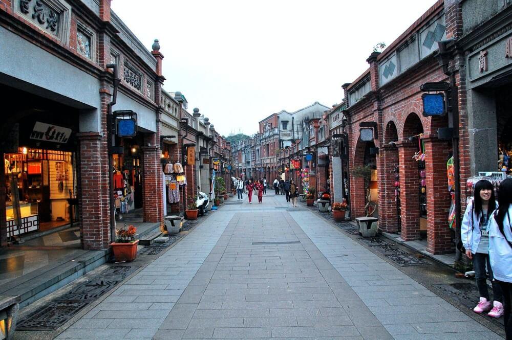 台北一日遊-三峽老街