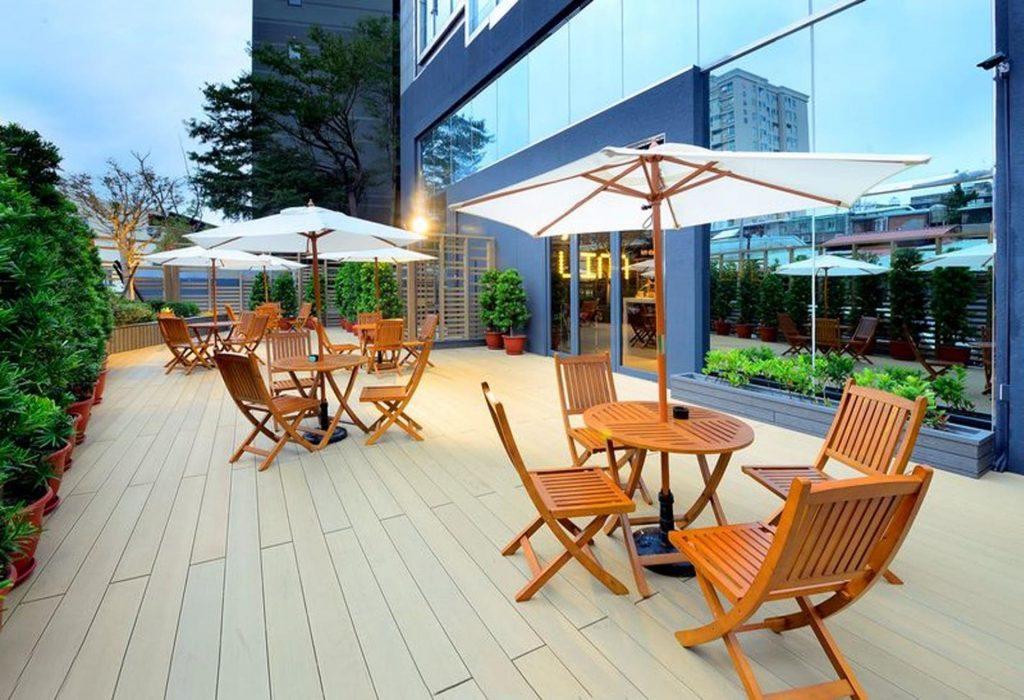 陽明山親子飯店-悠逸商旅士林館