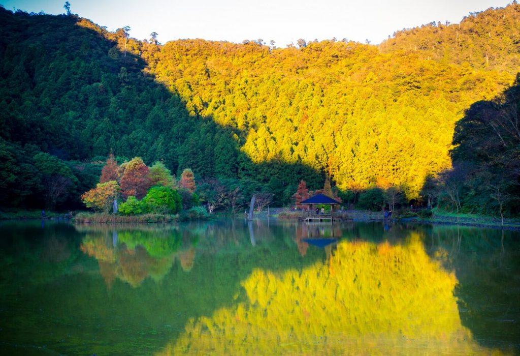 宜蘭步道-明池環湖步道