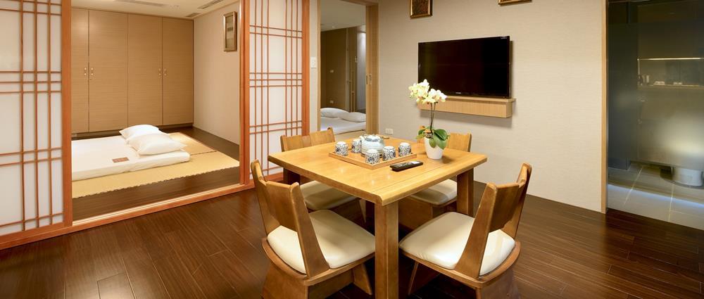 谷關溫泉飯店-清新溫泉飯店-和式房
