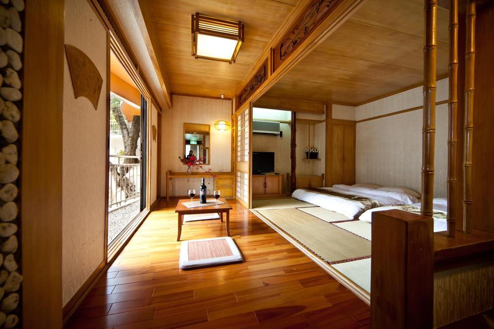 谷關溫泉飯店-神木谷假期大飯店-和式房