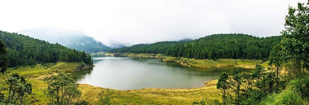 宜蘭太平山步道-翠峰湖