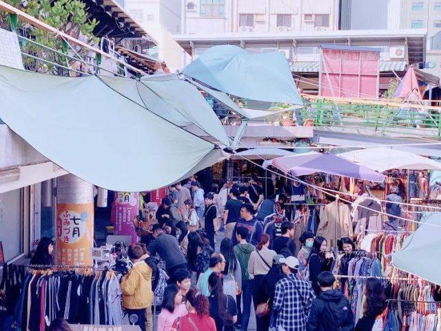 台南-蝸牛巷-國華街淺草青春新天地