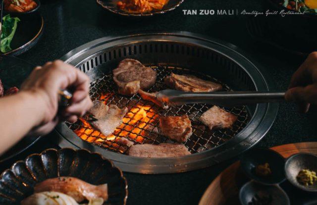 台南-蝸牛巷-碳佐麻里精品燒肉
