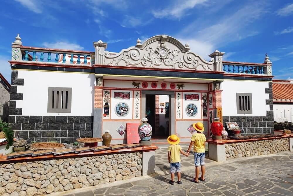 澎湖景點2020-二崁聚落