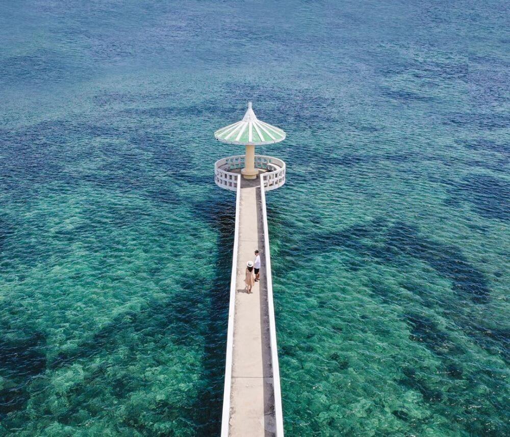 澎湖景點2020-小池角雙曲橋